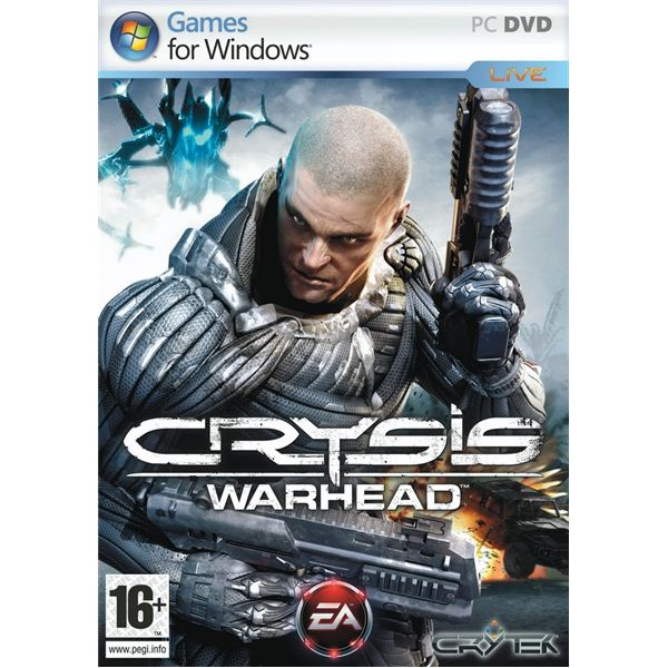 PC Gamers Crysis Warhead Review