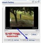 Watermark Factory add image watermark