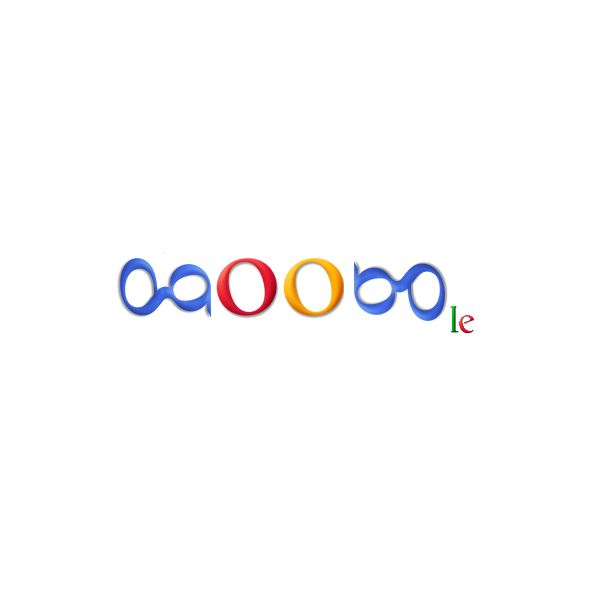spoof Google Goggles logo
