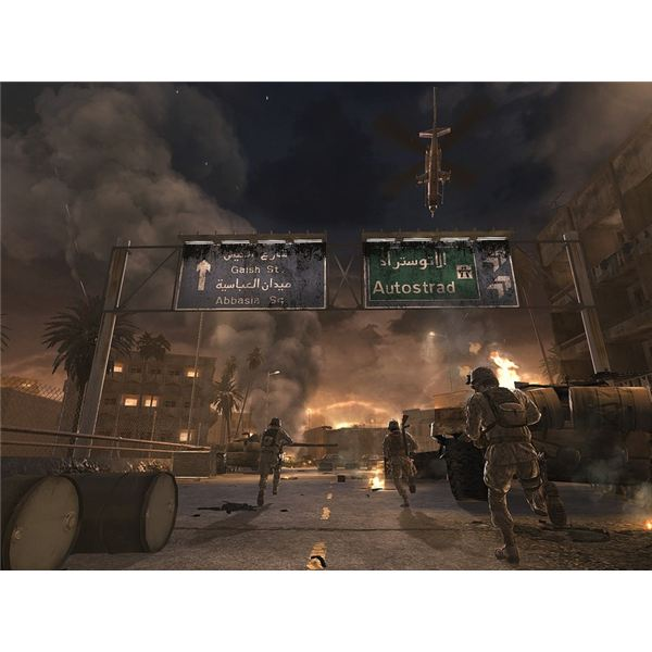 Call-of-Duty-4-Modern-Warfare-3-Trainer-and-Private-Server-for-1-7 1