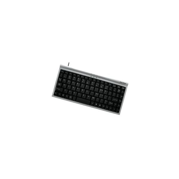 89-Key Mini USB Keyboard