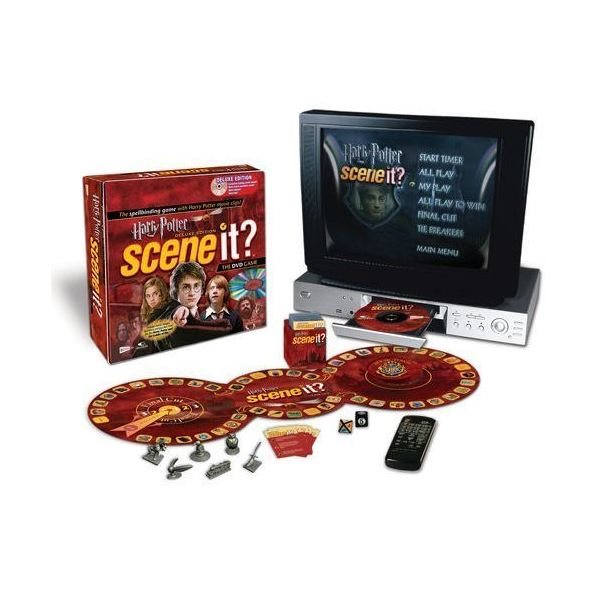 Harry Potter Scene It Game