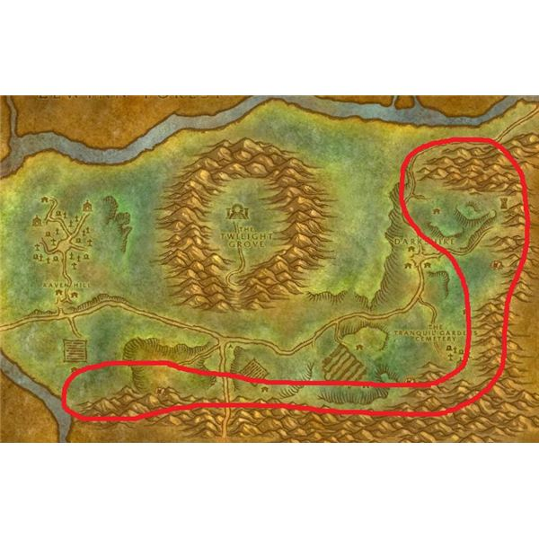 The Best Locations in World of Warcraft to Mine Tin Ore