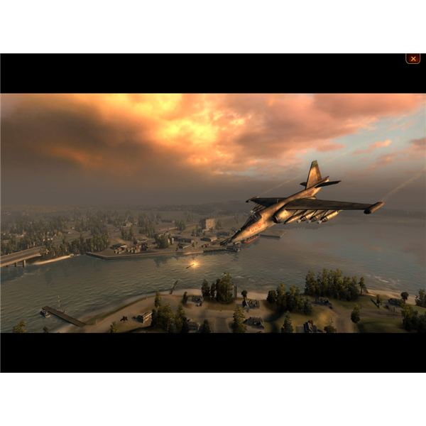 World in Conflict PC Game Sc1