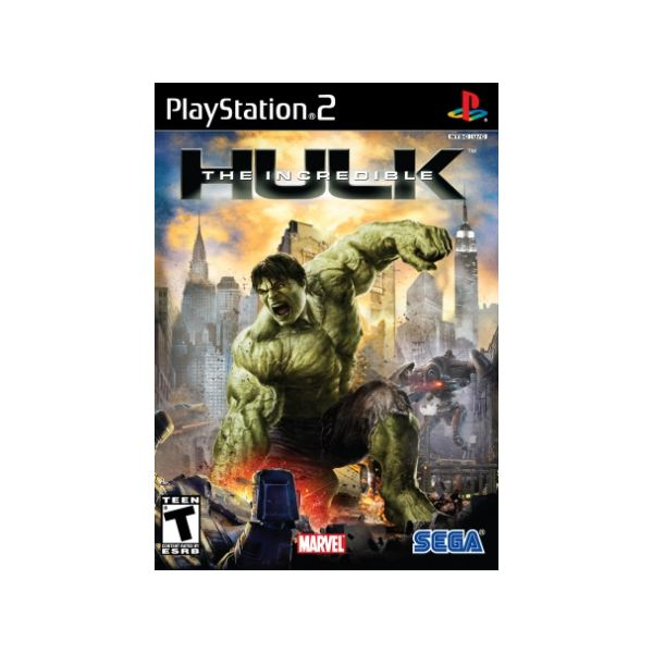 The Incredible Hulk for PS2: Game Cheats, Tips and Tricks