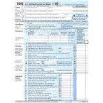 435px-Form 1040, 2005