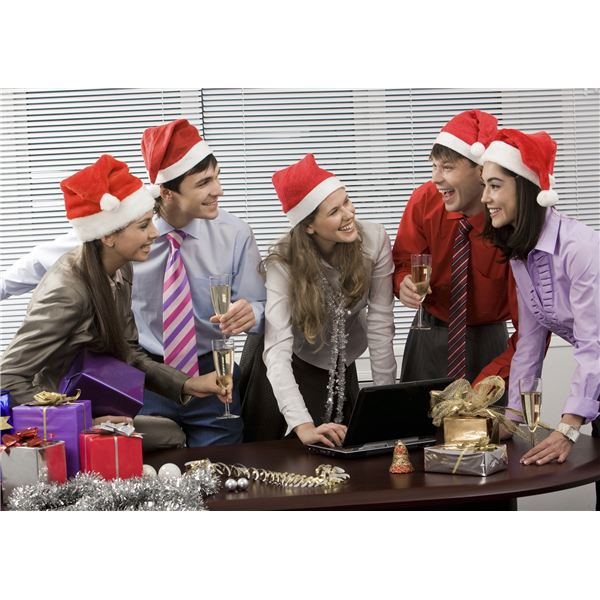 Top 5 Games for Holiday Office Parties