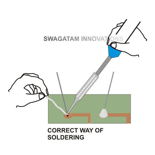 How to Solder, Diagram, Image