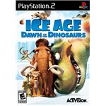 Ice Age: Dawn of the Dinosaurs Boxshot PS2