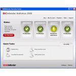 BitDefender 2008 has a simple and intuitive dashboard