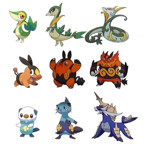 Everything We Know About Pokemon Gen V