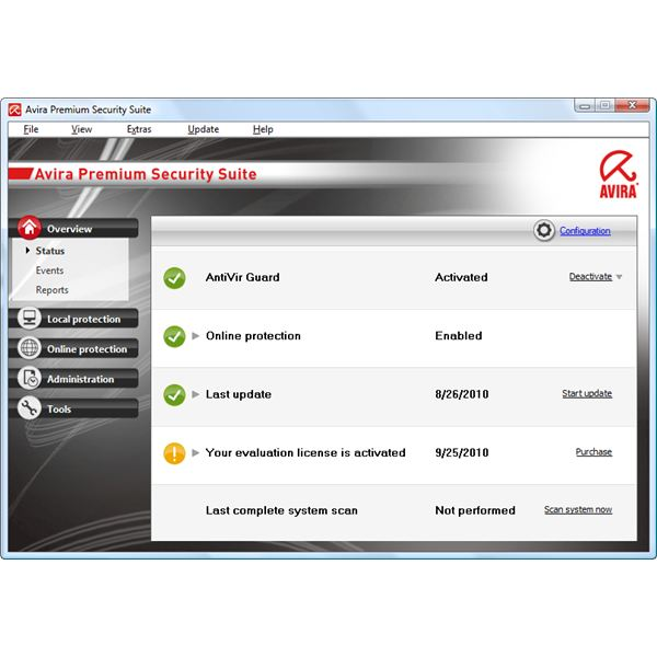 Avira Review: an efficient antivirus for the strongest ...