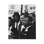 95px-Dr. Martin Luther King Jr. at a civil rights march on Washington D.C. in 1963