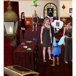 The Sims 3 Halloween Costumes