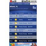 Weather Channel Android