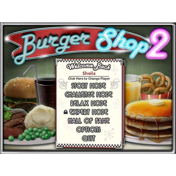 Guide to Playing Burger Shop 2 - How the Game Works, Scoring Points and Performance Ranking