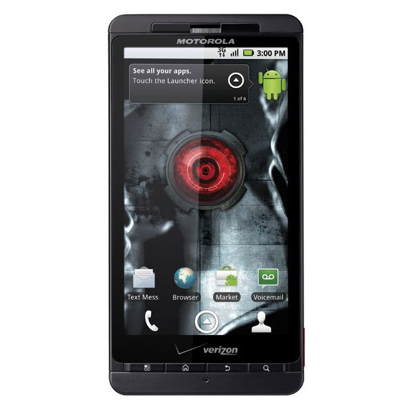 Motorola Droid X Review