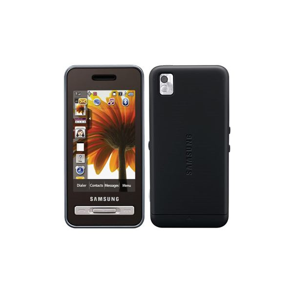 samsung finesse back/front view