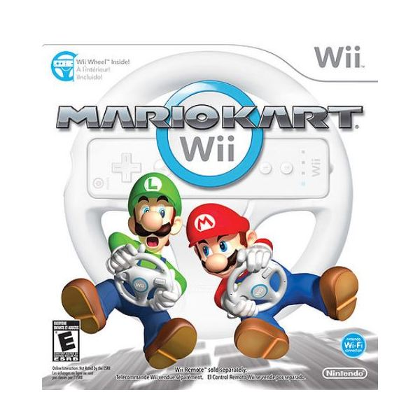 Mario Kart Wii Review - Playing Mario Kart Wii Online is the Game's Biggest Draw