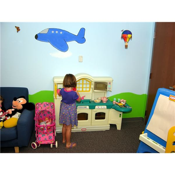 Going Green in Child Development Centers
