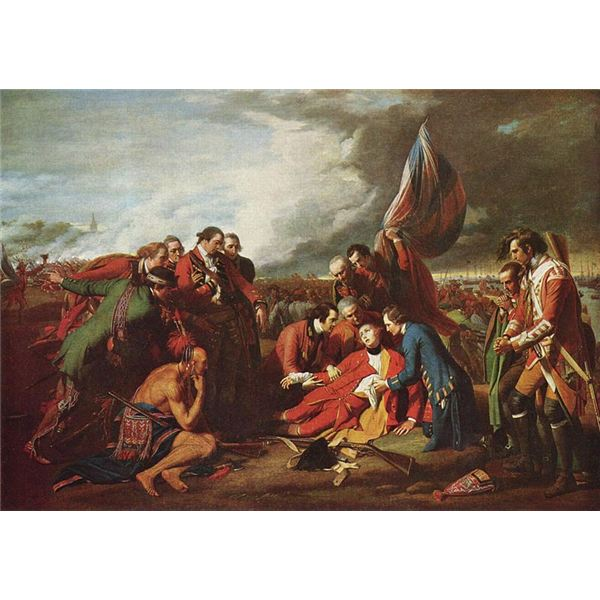 Native Americans and the Revolutionary War
