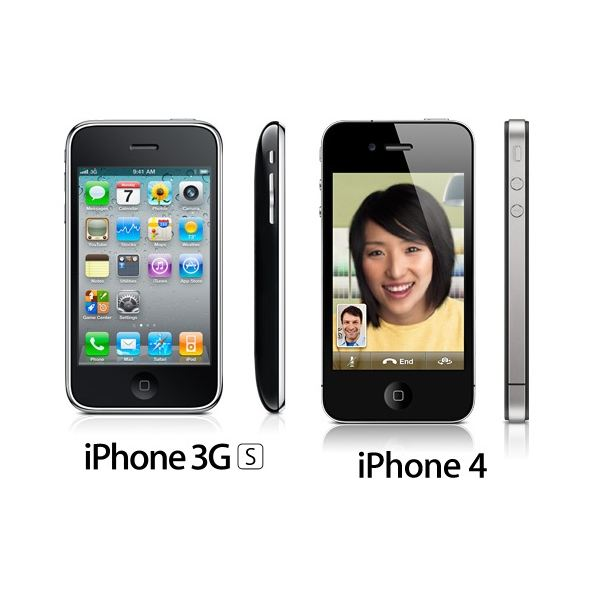 iphone 4 vs iphone 3gs. Black Bedroom Furniture Sets. Home Design Ideas