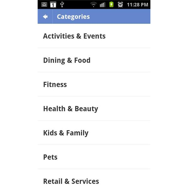 DealLeak Categories