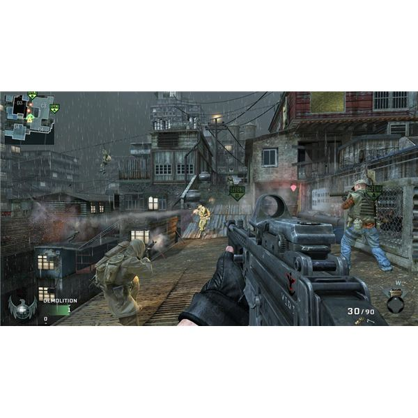 Black Ops Multiplayer Domination Kowloon
