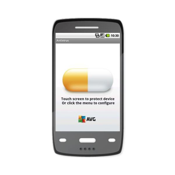 AVG Free Antivirus - Free security apps for android tablets
