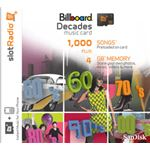 Billboard Decades slotRadio Card
