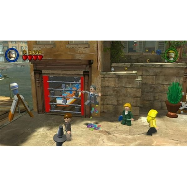 Wii lego indiana jones raiders walkthrough searching venice for the third chapter of lego indiana jones and our walkthrough for the wii publicscrutiny Image collections